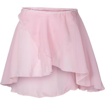 Jupette de Danse Classique LUCIA fille rose pâle