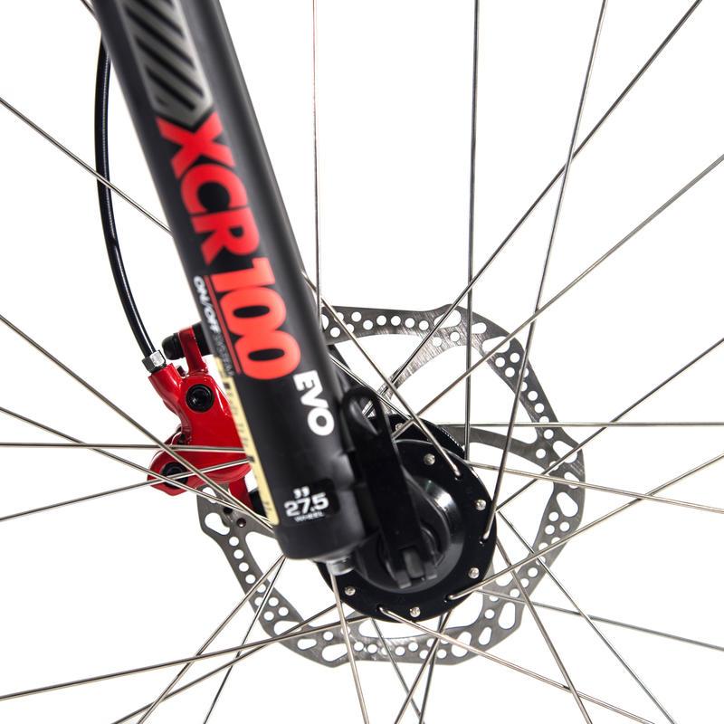 Rockrider 540 27.5_QUOTE_ Mountain Bike - Grey