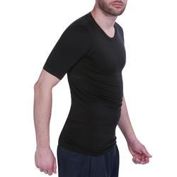 Compressieshirt fitness Muscle voor heren - 768066