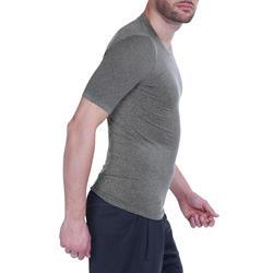 Compressieshirt fitness Muscle voor heren - 768074