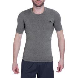Compressieshirt fitness Muscle voor heren - 768075