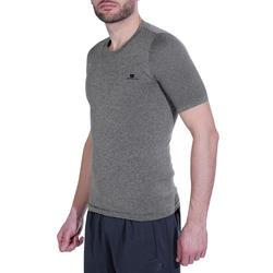 Compressieshirt fitness Muscle voor heren - 768076