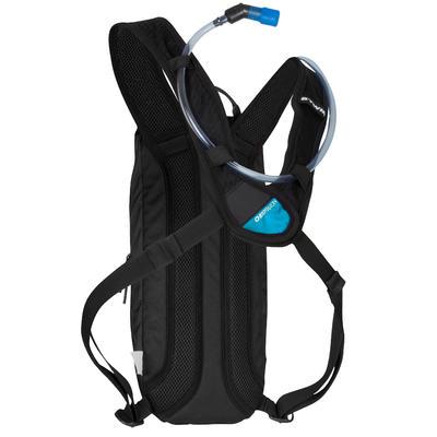 3L Mountain Biking Hydration Backpack ST 500 - Black