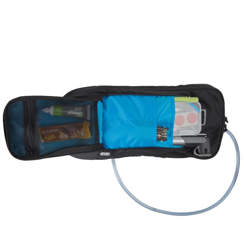 Mochila de hidratación BTT 500 negra