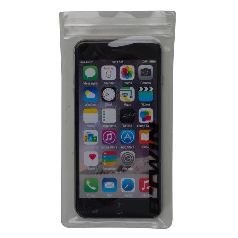 HÅLLARE FÖR SMARTPHONE TILL CYKEL - Smartphonefodral 100 BTWIN