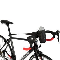 Protection pour vélo avec support d'entraînement