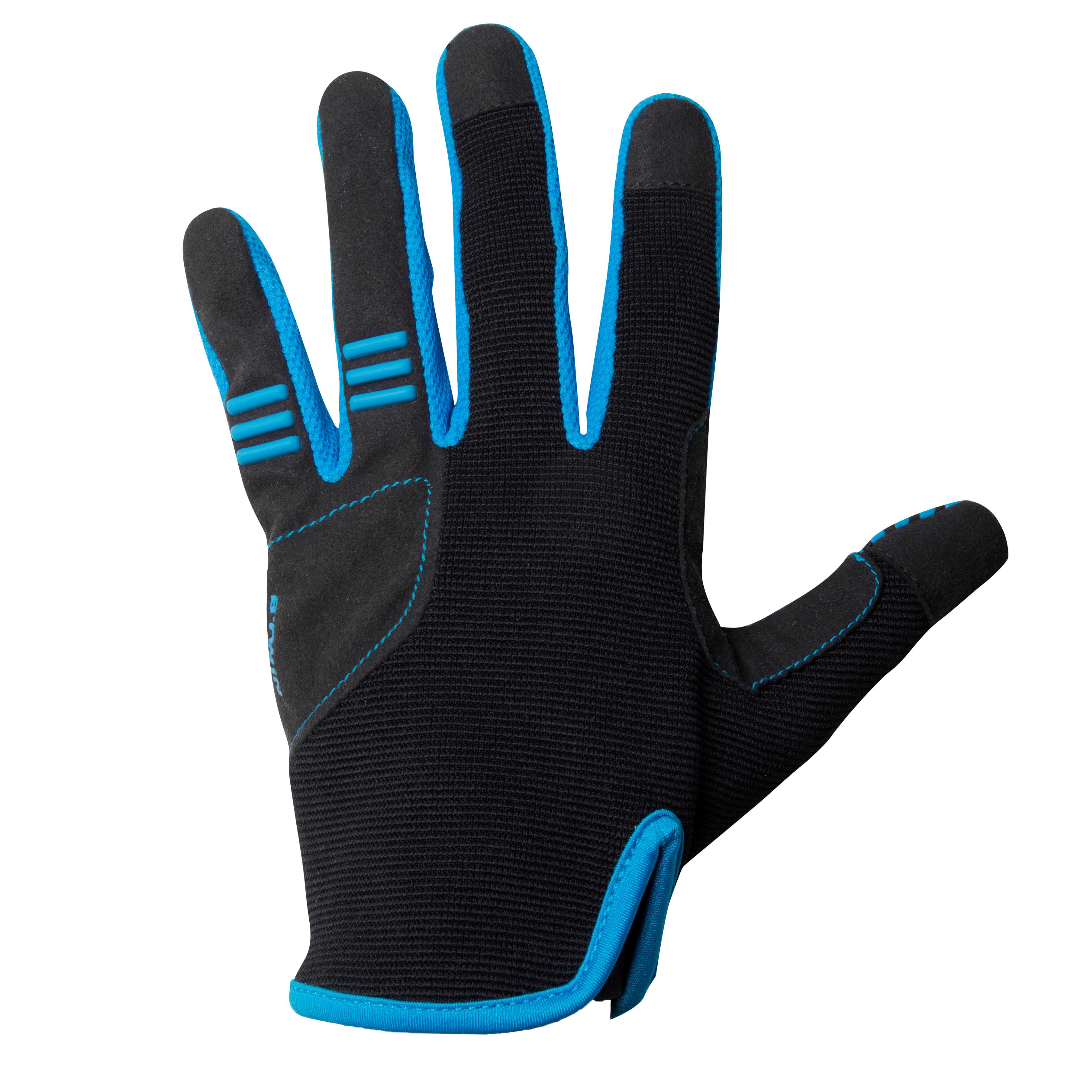 Long Junior Cycling Gloves