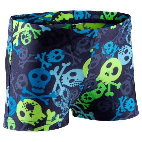 Zwemboxer Titou voor jongens all fish - 768823