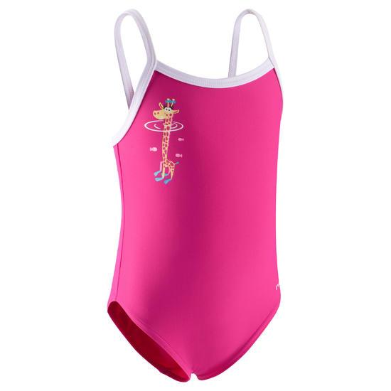 Babybadpakje Madina voor meisjes roze gigi - 768881