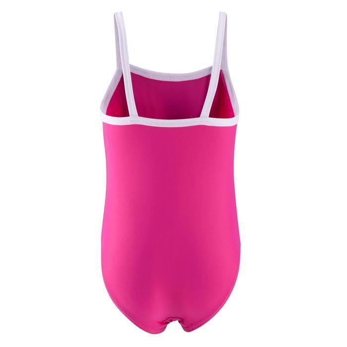 Maillot de bain bébé fille une pièce madina rose gigi - 768882