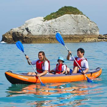 Gilet d'aide à la flottabilité BA 50 N kayak stand up paddle dériveur - 771541