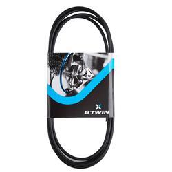 自行車變速器導管- 黑色