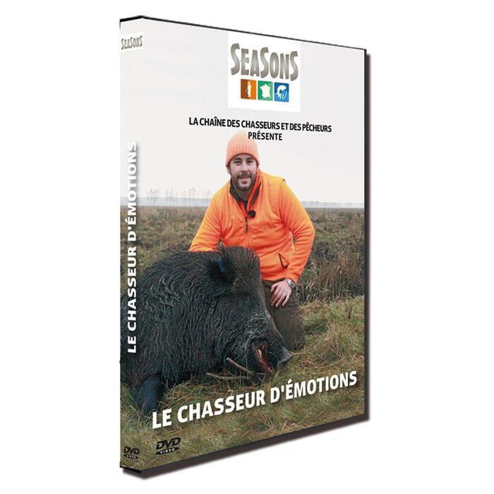 DVD le chasseur d'émotions Seasons