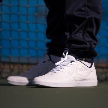 CHAUSSURES DE TENNIS TS100 Man Lace WHITE - 77962