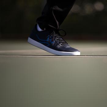 Tennisschuhe TS100 Multicourt Herren blau