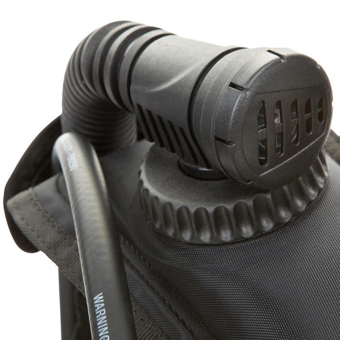 Gilet stabilisateur de plongée bouteille enveloppant SCD 500