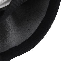 Handschuhe Trek 500 Fleece Erwachsene schwarz