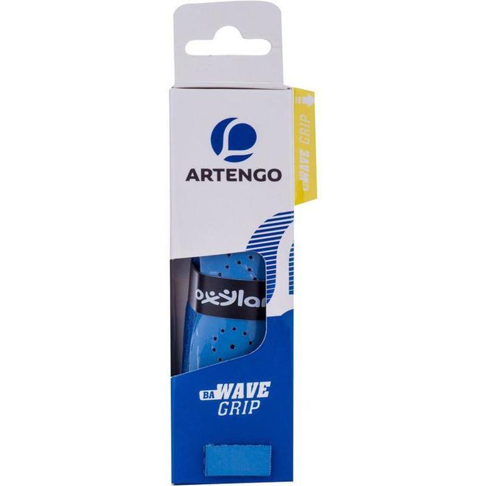 Wave Badminton Grip x 1 - Blue - 782601