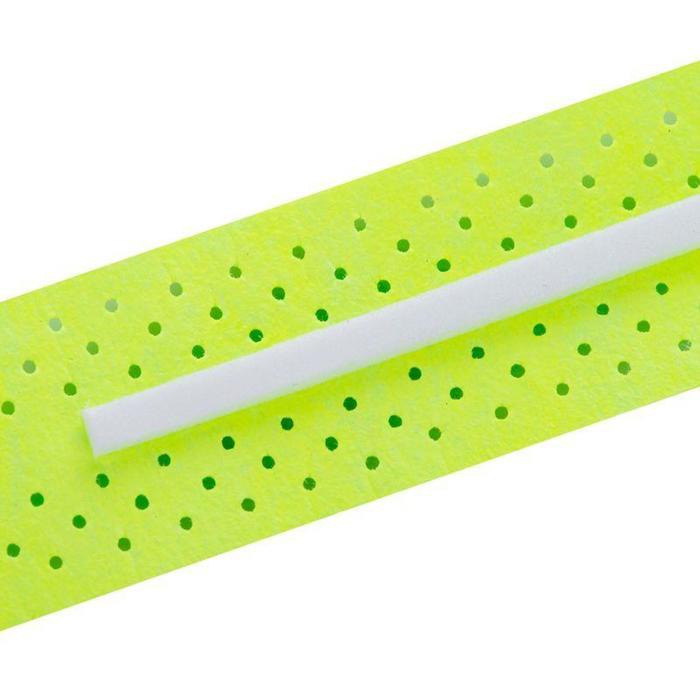 Wave Badminton Overgrip Single-Pack - Black - 783073