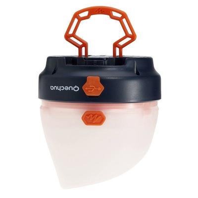 Lámpara de excursionismo BL Dinamo azul