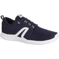 Soft 140 Mesh men's fitness walking shoes navy blue