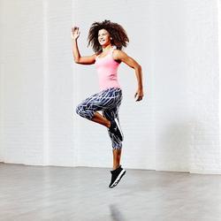 Fitnesstop My Top voor dames, voor cardiotraining - 784175