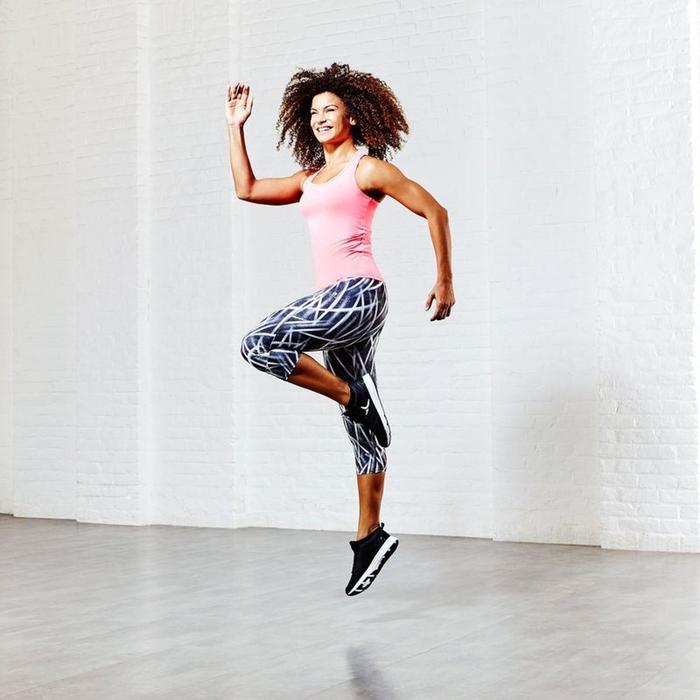 Débardeur fitness cardio femme MY TOP - 784175