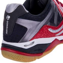 Badmintonschoenen / squashschoenen heren BS900 rood - 784304
