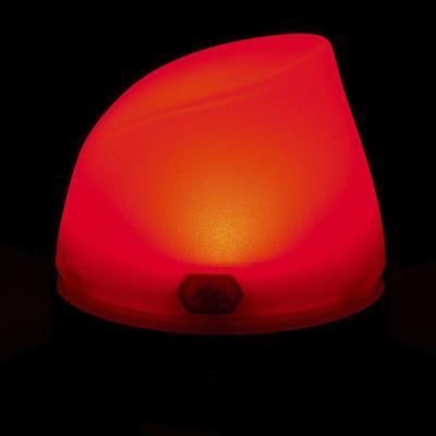 מנורה נטענת עם דינמו לטיולים BL 50 - כחול