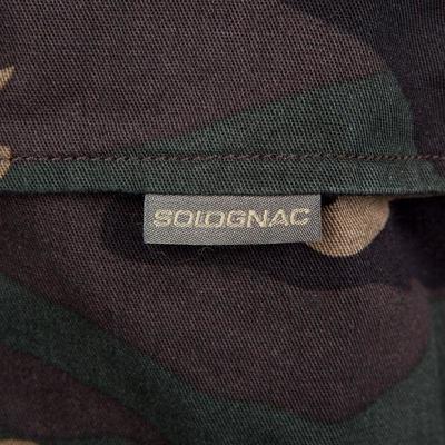 Штани для полювання Steppe 300 - Зелений вудленд