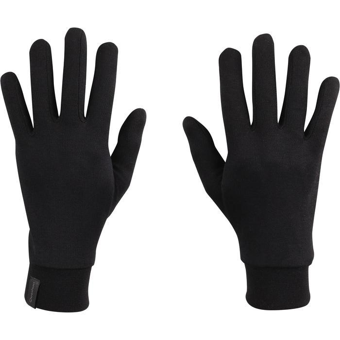 Sous-gants trekking montagne Trek 550 soie - 78471