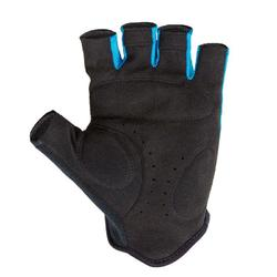 500 Road Cycling Gloves - Blue