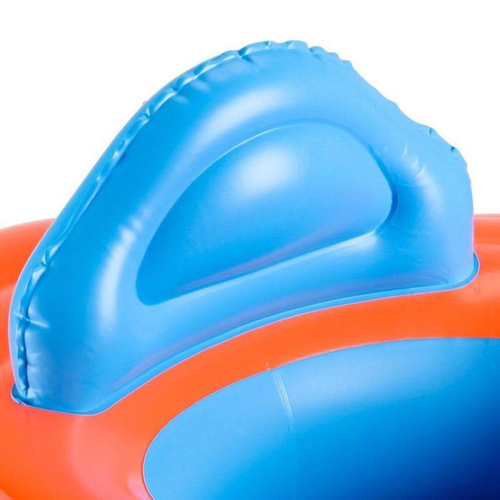 Bouée siège bébé avec hublot avec poignées - 784806
