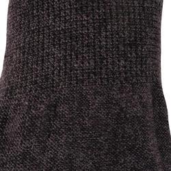 Onderhandschoenen voor trekking Forclaz 50 volwassenen zijde touch - 78522