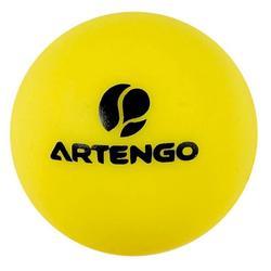 ARTENGO PLASTIC BAL GEEL
