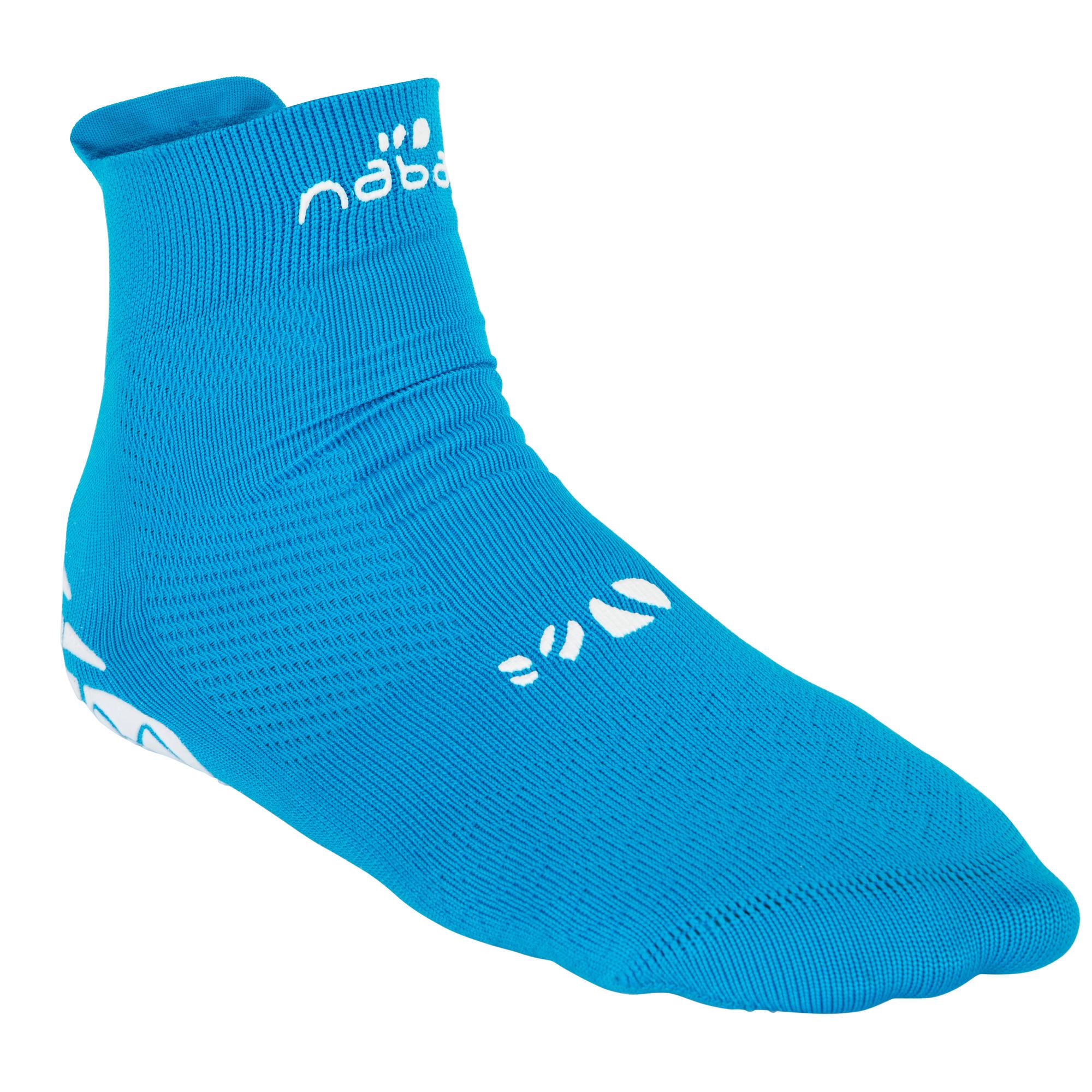 Chaussettes aquasocks garcons bleu nabaiji - Poggiapiedi piscina ...