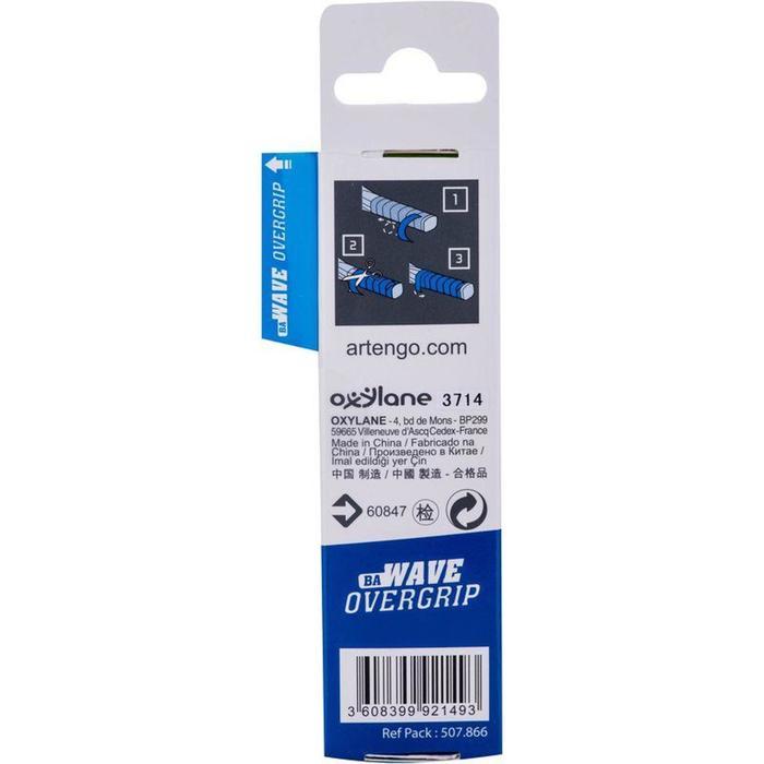 Wave Badminton Overgrip Single-Pack - Black - 785888