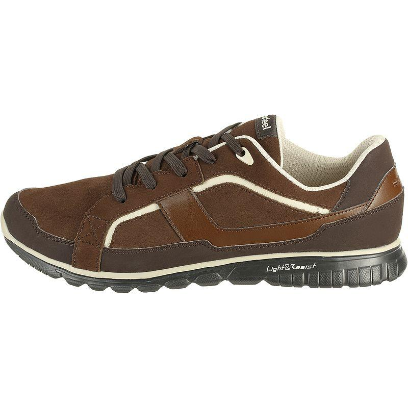 Fullwalk 540 men's everyday walking shoes - brown/black