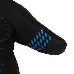 500 Kids' Winter Bike Gloves - Blue