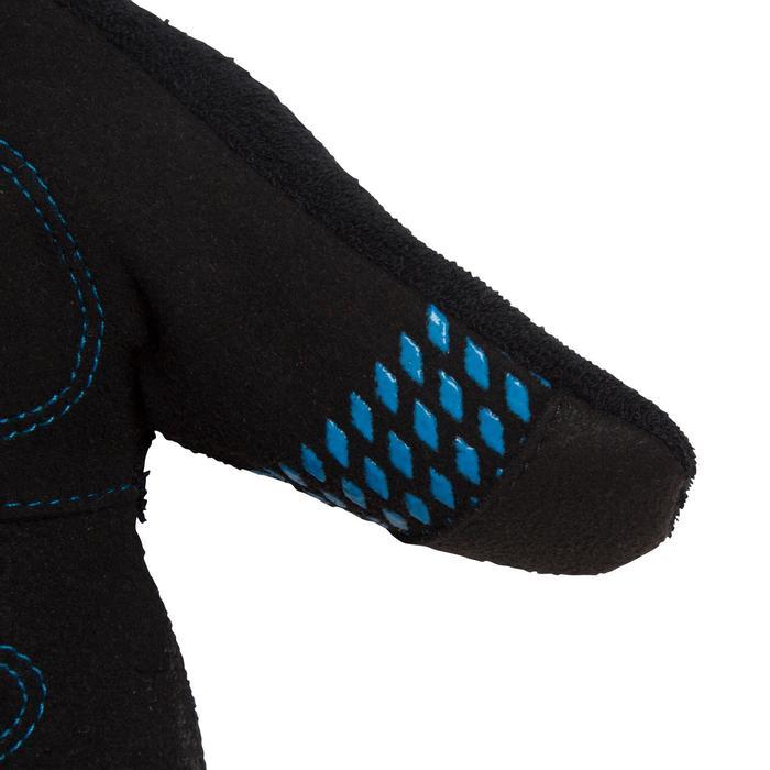 Winter fietshandschoenen 500 voor kinderen blauw