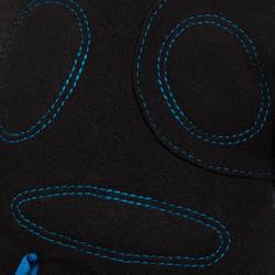 500 兒童冬季保暖手套 - 藍