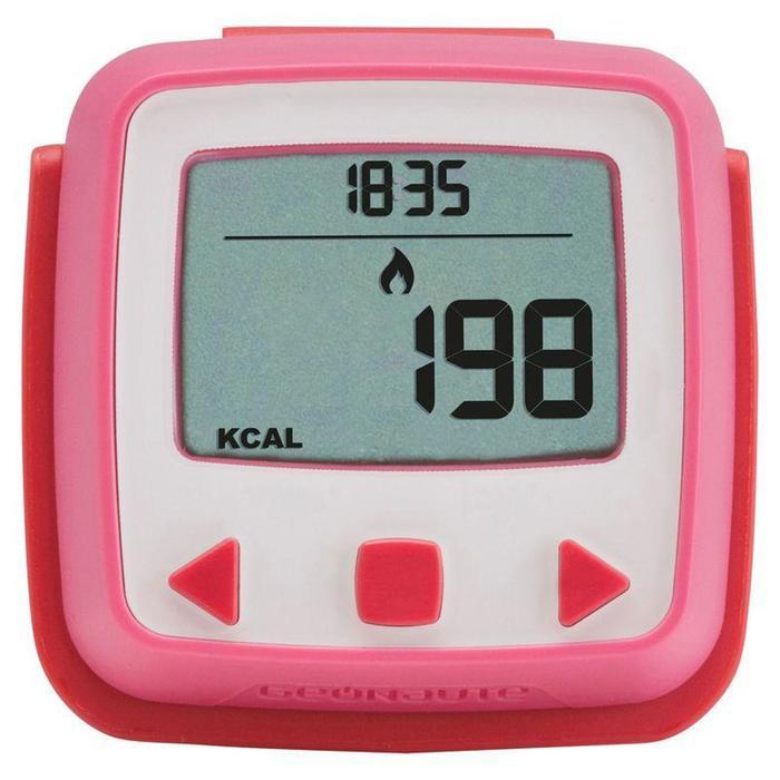 Stappenteller met accelerometer ONwalk 500 roze