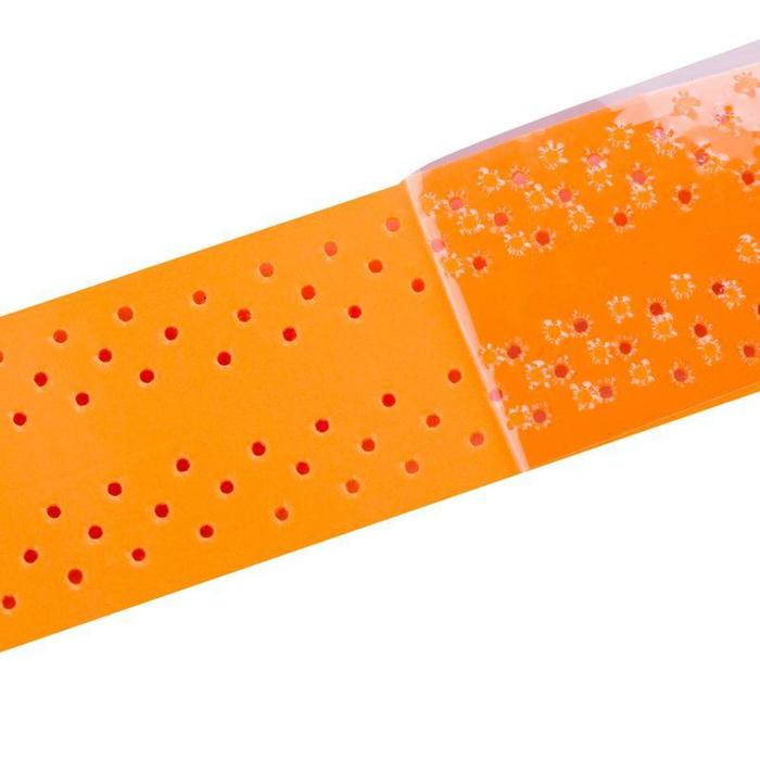 Wave Badminton Overgrip Single-Pack - Orange