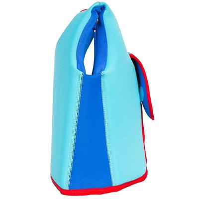 אפודת שחייה בסיסית בצבע כחול