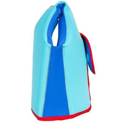 Foam swim vest blue-red