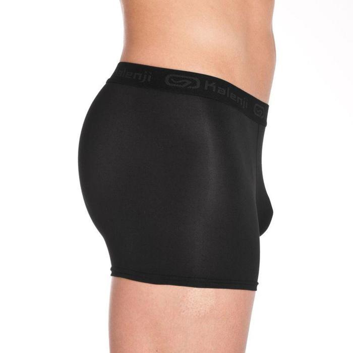 Men's Running Breathable Boxers Prussian Blue - 788004