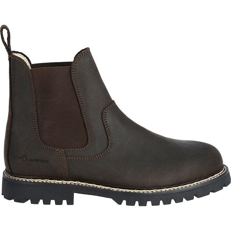 Boots équitation adulte SENTIER 900 marron