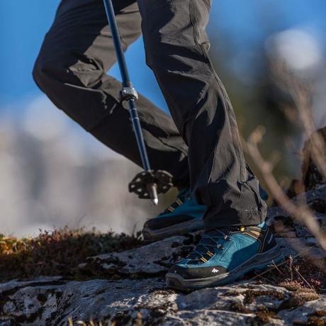 Chaussure de trekking trek 100 homme quechua - Hamac sur pied decathlon ...