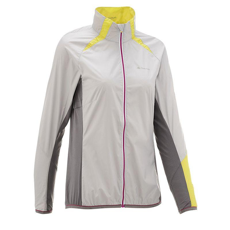 Helium Wind 900 Women's hiking windproof jacket - Grey