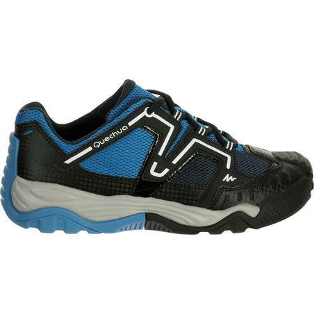 Zapatillas de excursiones para niños Crossrock azul